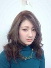 巻き髪スタイル hairmagic所属・永岡宏章のスタイル