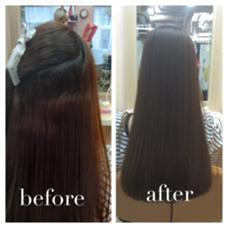 ✨ツヤ髪ストレート✨ コマツハヤトのスタイル