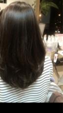 ウィービングカラーリングです✩ 全体バージン毛からのウィービングいかがでしょうか? neaf所属・谷尾智宏のスタイル