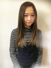 スーパーナチュラルハイライト fuhcoh下関所属・鍬田恵のスタイル