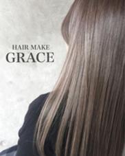 HAIR MAKE GRACE 松山インター店所属・矢野裕和のスタイル