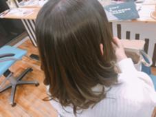 イルミナカラー 美容室Lino所属・砂川翔のスタイル