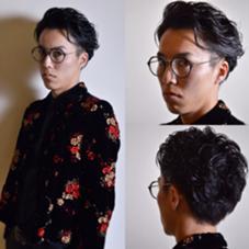 model:Koki Regolith hair creative brand所属・Nobu(ノブ)のスタイル