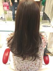 マットアッシュ✨ hair & make earth 調布店所属・富田尚樹のスタイル