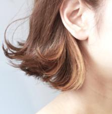 インナーカラー* HYKE hair&lifedesign所属・伊藤里沙のスタイル