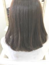 イルミナカラーでツヤツヤアッシュ☆ ELMO -hair salon-所属・中川翔のスタイル