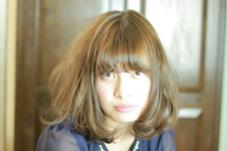 Bob [STARBERRY] 美容室STARBERRY 能見台店所属・山内雅淳のスタイル