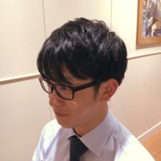 ショートカット mod's hair所属・SASAKISHOKOのスタイル