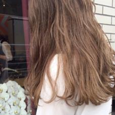ハイライトカラー・ブリーチカラー hair salon SiSTA所属・MACOSiSTAのスタイル