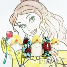 美女と野獣ネイル♡♡ ¥6.500- Barbie所属・澤崎結那のフォト