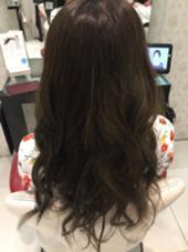 元々ブリーチが綺麗に入っていたので綺麗な仕上がりになりました! HAIR&MAKE EARtH長崎浜町店所属・田川響平のスタイル