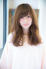【本物のデジタルパーマ】×レイヤーセミロング angelgaff所属・森田真一郎のスタイル