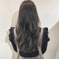 WUV HAIR所属・佐藤千波のスタイル