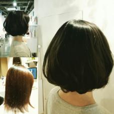 double hairdesign所属・林亜美のスタイル