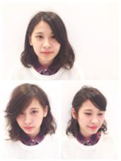 メイクであなたもモデルみたいに、、☆ MODEK's 心斎橋店所属・西本真優のスタイル