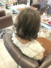 aile Total Beauty Salon生駒本店所属・HayashiKanakoのスタイル
