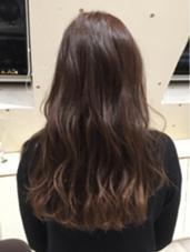 ナチュラルベージュ✂︎♡ Octo. hair所属・中島舞美のスタイル