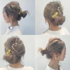 外国人風ハイトーンカラー LABO-01 hair design所属・itoasamiのスタイル