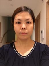 小顔造顔エステ1回  3時間後 首から鎖骨にかけてリンパを流して、最後顔全体を小顔にしていきます。 喜多千穂のフォト
