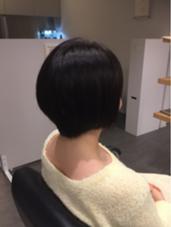 【グラデーション×ボブ】 Cockney Hair&Beauty所属・斎藤吾内のスタイル
