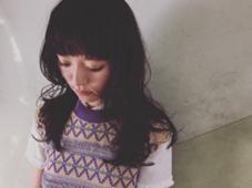 hair studio  menos所属・高柳砂良のスタイル