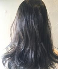 前髪カット & フルカラー & トリートメント