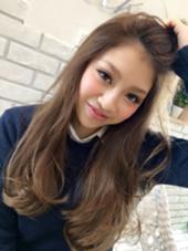 春ウララ♪ Hair Grande Seeek所属・中井有貴のスタイル