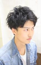 Bee-mshair藤が丘店所属・永田隼己のスタイル
