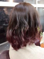 グラデーションで これからの、、春っぽい感じに✨ hair&spa   an  contour所属・石原ナナのスタイル