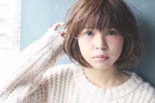 ゆるふわガーリー☆ピンクベージュカラー R's hair所属・中山理沙のスタイル
