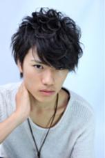 シークレットパーママッシュスタイル 束感ショート ご予約→http://beauty.hotpepper.jp/smartphone/slnH000338078/ hair design West Side STANDARD所属・IkeshitaDaisukeのスタイル
