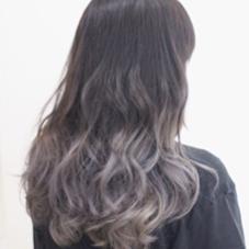 グレイグラ hair TRUTH所属・田中隆のスタイル