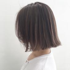 ❤︎ちっぷハイライト×モカグレージュ❤︎ SHIMA   HARAJUKU所属・中根稔貴のスタイル