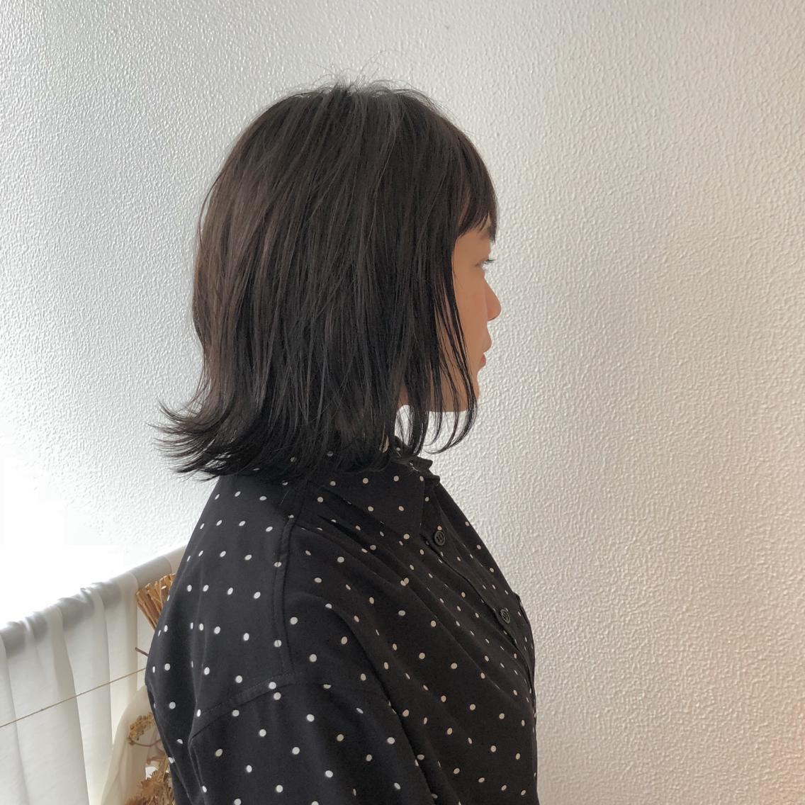 #ショート #カラー #パーマ #ヘアアレンジ 【フェザーボブ】  Instagramにもヘアスタイル載せてますので是非♪♪  https://instagram.com/yuuki_matsui_/