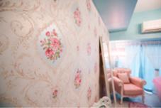 海外の輸入壁紙✨こだわりぬいたサロンです❤️✨ 大阪ブラジリアンワックス脱毛Liberté〜リベルテ〜所属・K.Kanaのフォト