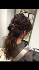 ヘアアレンジ RIZE hair brand所属・吉本yoshimotoのスタイル