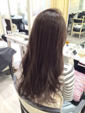 allys  hair aoyama所属・やないつきのスタイル