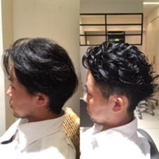 Hair care salon COUSCOUS所属・吉田伸治のスタイル