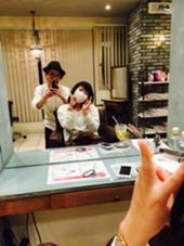 いつもありがとうございます aile total beauty solon生駒店所属・松中晃仁のスタイル
