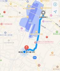 【道順】 池袋駅東口を出たら、右にまっすぐ来ていただくのがわかりやすいかと思います! LBS 池袋店所属・熊倉あやなのスタイル