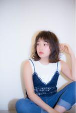 大人気!グレージュカラー(-_^) APAKABAR(アパカバール)北花田店所属・奥野勇気のスタイル