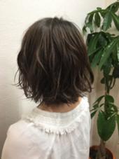 グレージュカラー agu hairfameららぱーく天童店所属・國井拓耶のスタイル