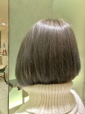 アッシュグレー HAIR MAKE NEXT阪神今津店所属・岸本晃のスタイル