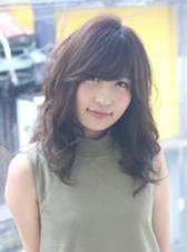ゆるふわ マーメイドアッシュ Hair DELIGHT所属・副店長 小倉圭司のスタイル