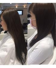 重めのレイヤー   髪質改善ヘアエステサロン Relacion所属・奈良部潤平のスタイル