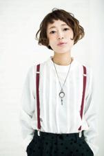 ナチュラルボブ It's Hair AVa 玉造店所属・山本大彰のスタイル