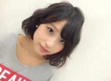 サロンスタイルも好きです♡♡♡ EGOsette所属・タナカミサのスタイル