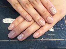 ワンカラー×フラワー mary nail  & eyelash 学園前店所属・津田貴子のフォト