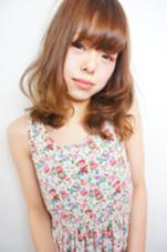 フェミニンカール Hair Atelier Pul Ravi 弥生が丘店所属・白石真宏のスタイル