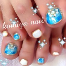 画像持ち込み komiya nail所属・komiyanailのフォト